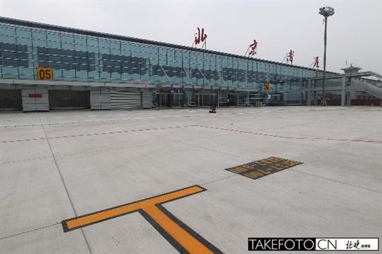 北京南苑机场新航站楼7月6日正式启用