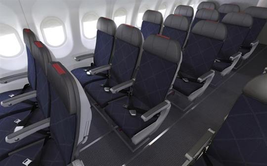 美国航空窄体客机新计划