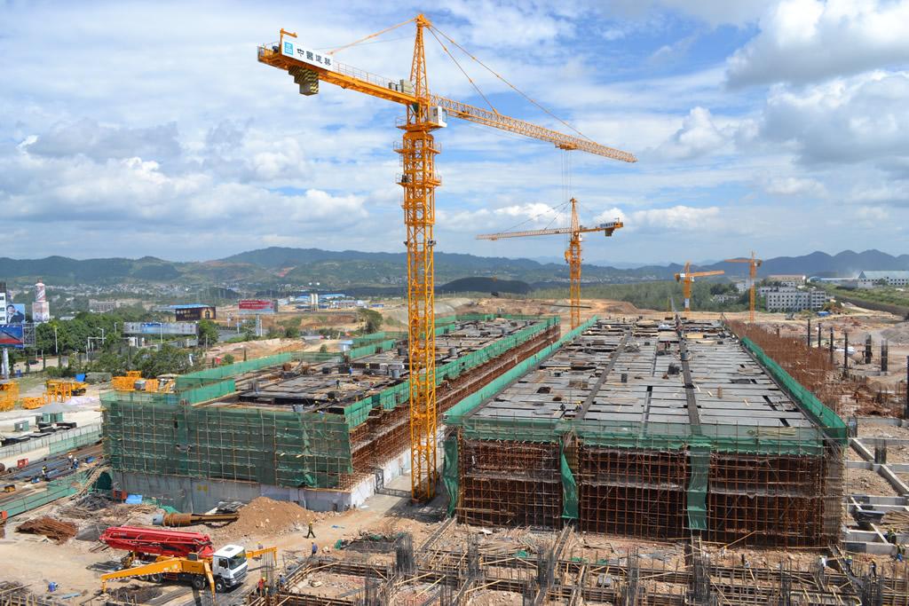 龙洞堡/贵阳龙洞堡机场二期扩建工程