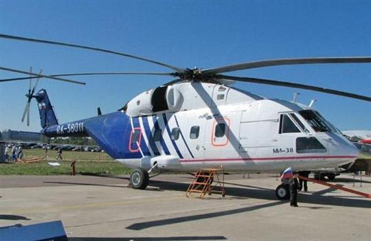 中俄计划合研重型货运直升机和大飞机