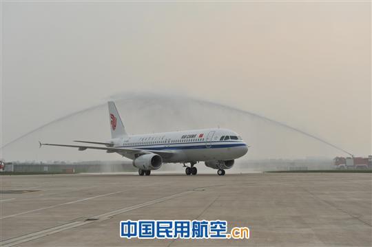 空客a320天津总装线第100架飞机首飞成功_航空产业
