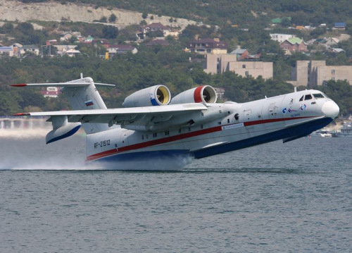 俄媒:中国印度东南亚都想买俄制两栖飞机