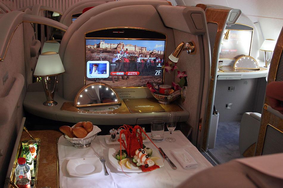a380豪华头等舱_航空产业_中国经济网