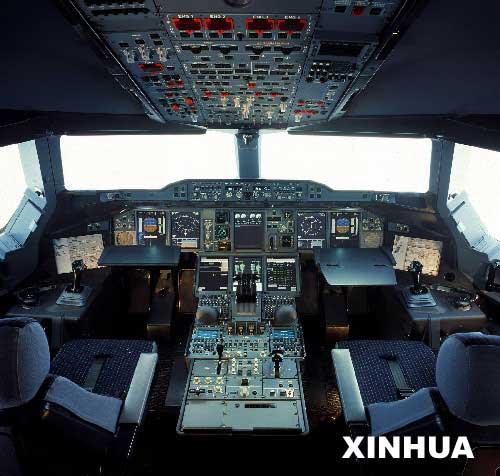 空客a380驾驶舱_航空产业