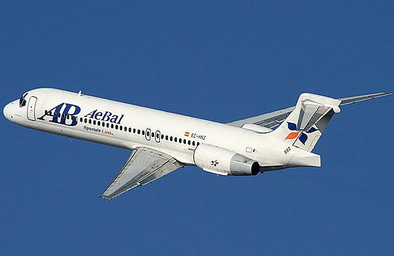 图文:波音717飞机(6)