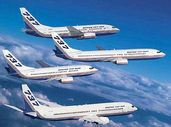 中国大客机_波音737_航空产业_中国经济网