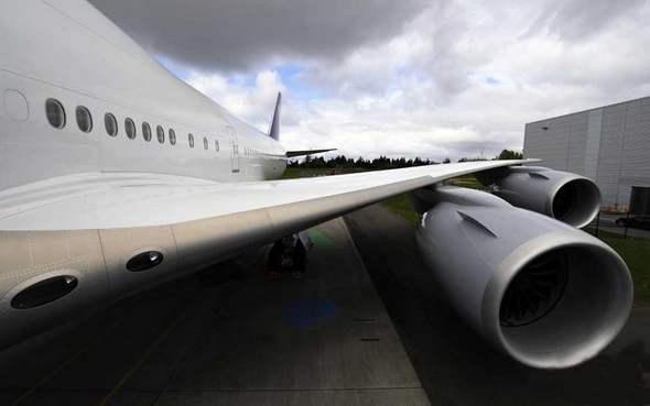 747-8洲际飞机可能代替较旧型号747型客机