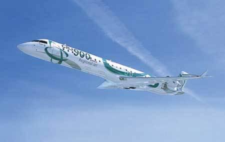庞巴迪crj系列飞机(3)