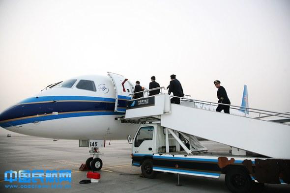 航空产业 机型档案 巴西航空 e-喷气飞机系列 动态 > 正文    中国