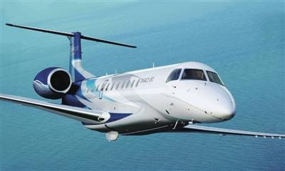 在一般人的概念中,公务机就是私人小飞机