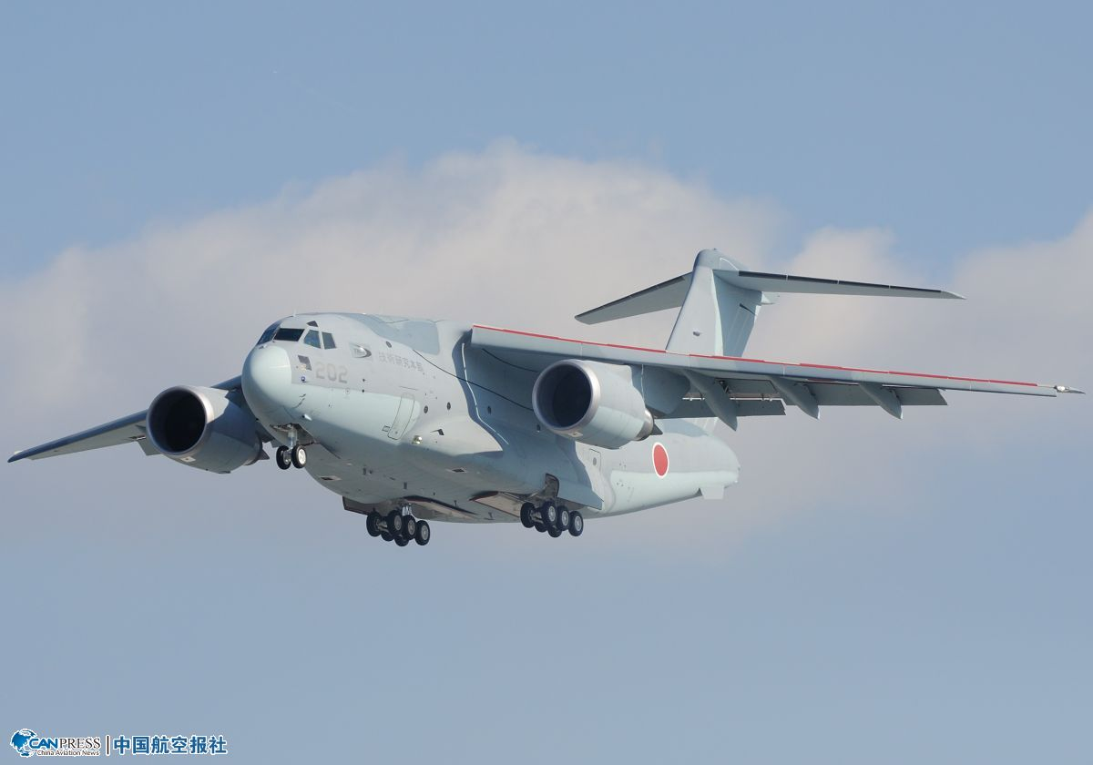 日本xc-2下一代运输机研发周期延长一年