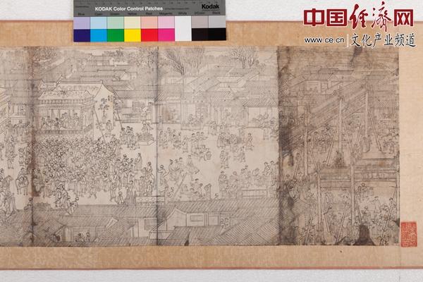 一个时代两座城池 18世纪的东京与北京展在首博开幕