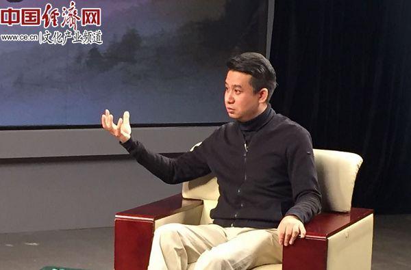 黄歆泉:互联网企业不懂音乐 唱片业应该用好互联网