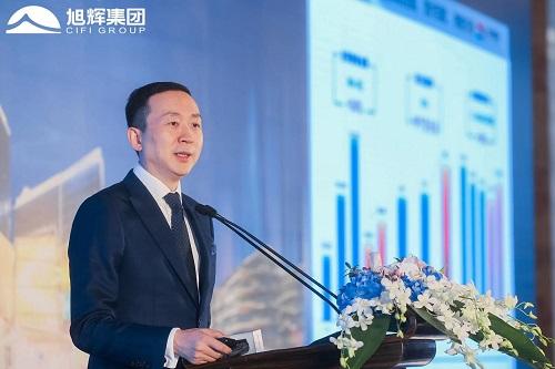旭辉控股上半年合约销售884.4亿元 销售均价同比增长14%