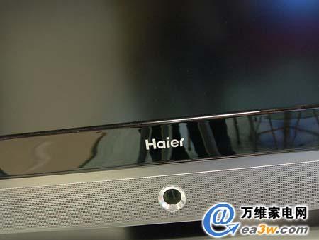 海尔 l32a9a-a液晶电视细节特写