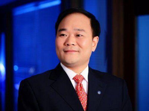 李书福,吉利控股集团创始人兼董事长