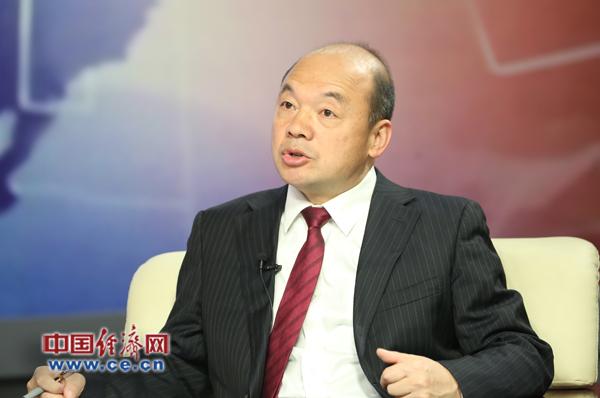 中国产业集聚研究专家杨建国做客中经网