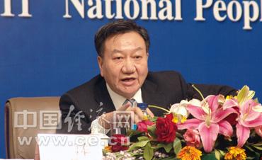 商务部副部长姜增伟-2010年两会