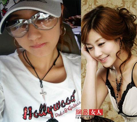韩国女明星日常生活照