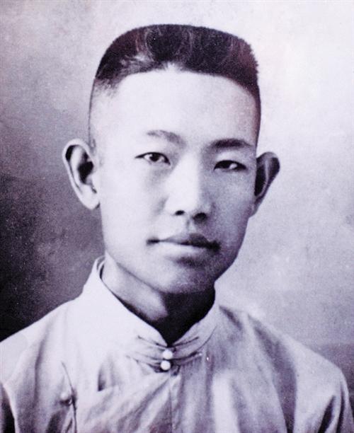 王尽美:三首小诗与27年人生