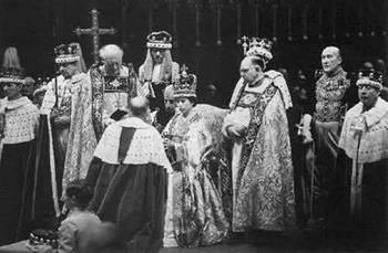 1953年6月2日 英国女王伊丽莎白二世加冕-6月2日 历史上的今天