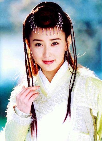 刘亦菲 范冰冰 胡静/穿古装最诱人女明星(图)