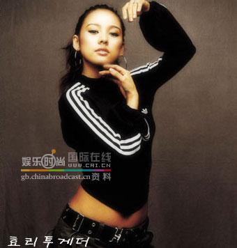 李孝利视频惊人朝鲜美貌舞蹈家甘拜下风(图)美女性感骑女图片